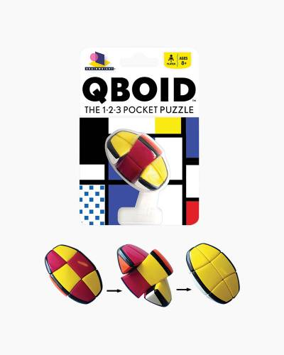 Qboid Pocket Puzzle Game