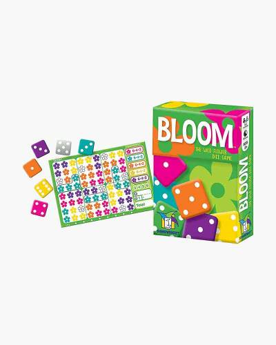 Bloom The Wild Flower Dice Game