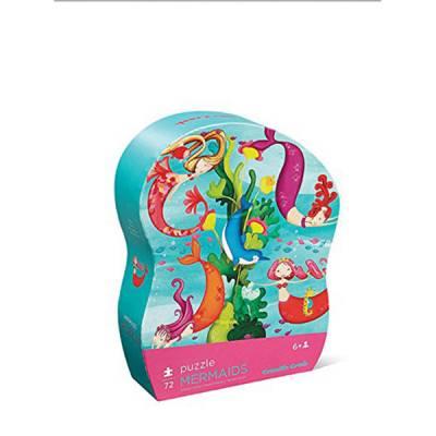 Mermaids Junior Puzzle (72-pieces)