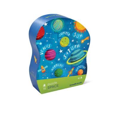 Space Junior Puzzle (72-pieces)