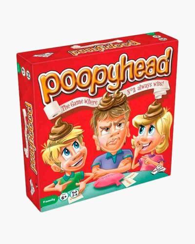 Poopyhead Card Game