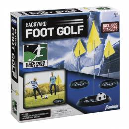 Franklin Sports Backyard Foot Golf Set