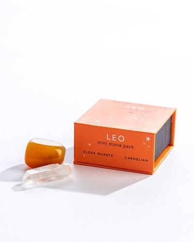 Zodiac Leo Mini Stone Pack