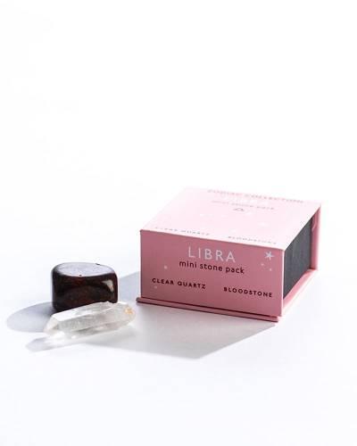 Zodiac Libra Mini Stone Pack