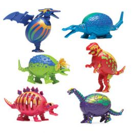 Hog Wild Dino Puzzled Eggs (Assorted)
