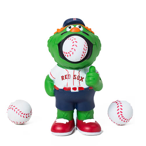 Hog Wild Boston Red Sox Wally the Green Monster Popper