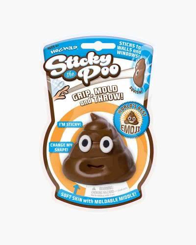 Sticky the Poo