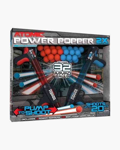 Atomic Power Popper Battle Pack