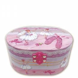 Hot Focus Ballet Musical Jewelry Box