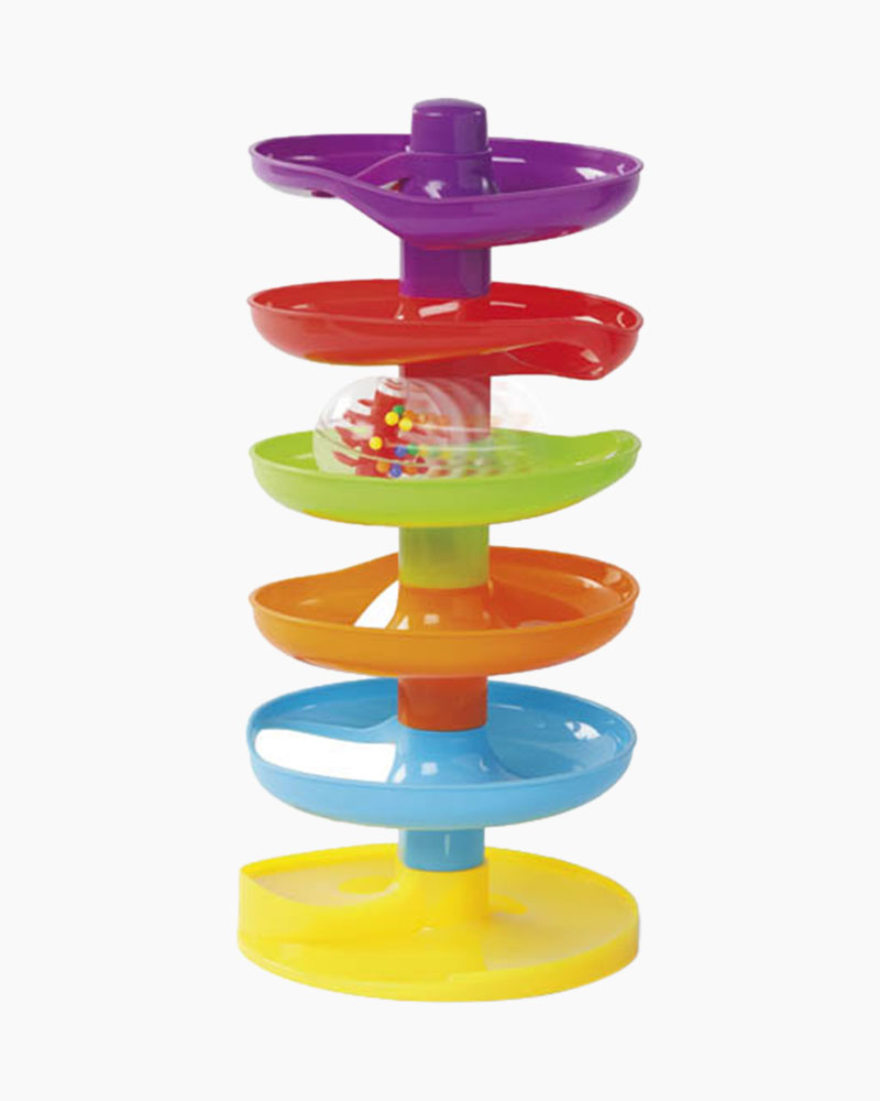 Earlyears Whirl n' Go Rattle Ball Tower