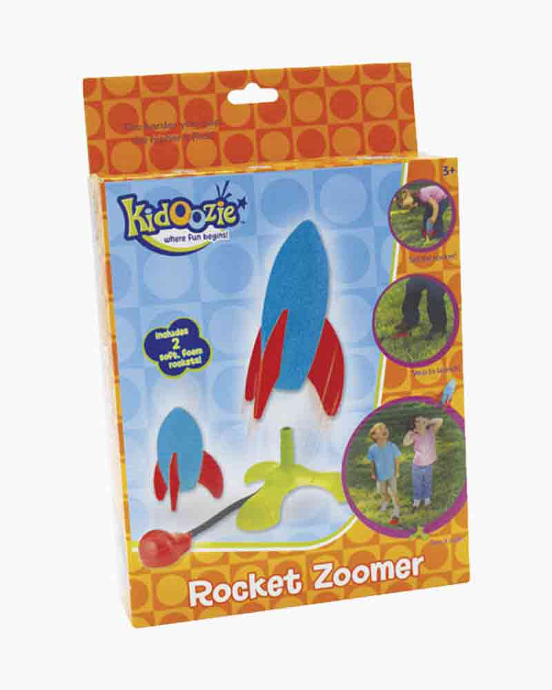 Kidoozie Outdoor Rocket Zoomer The Paper Store