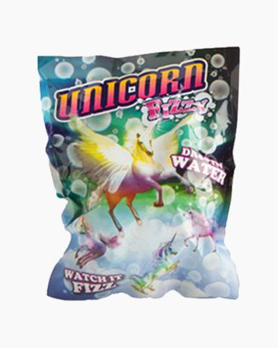 Unicorn Fizzy Egg
