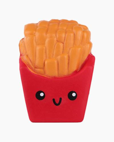 French Fries Squishies Squeeze Toy
