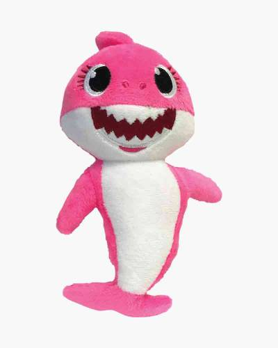 Small Mommy Shark Musical Plush