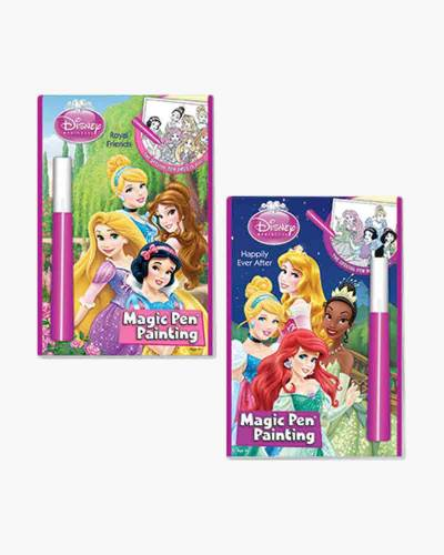 Magic Pen Painting: Disney Princess Friends-Royal Friends