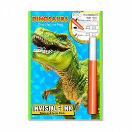 Lee Publications Dinosaur Invisible Ink