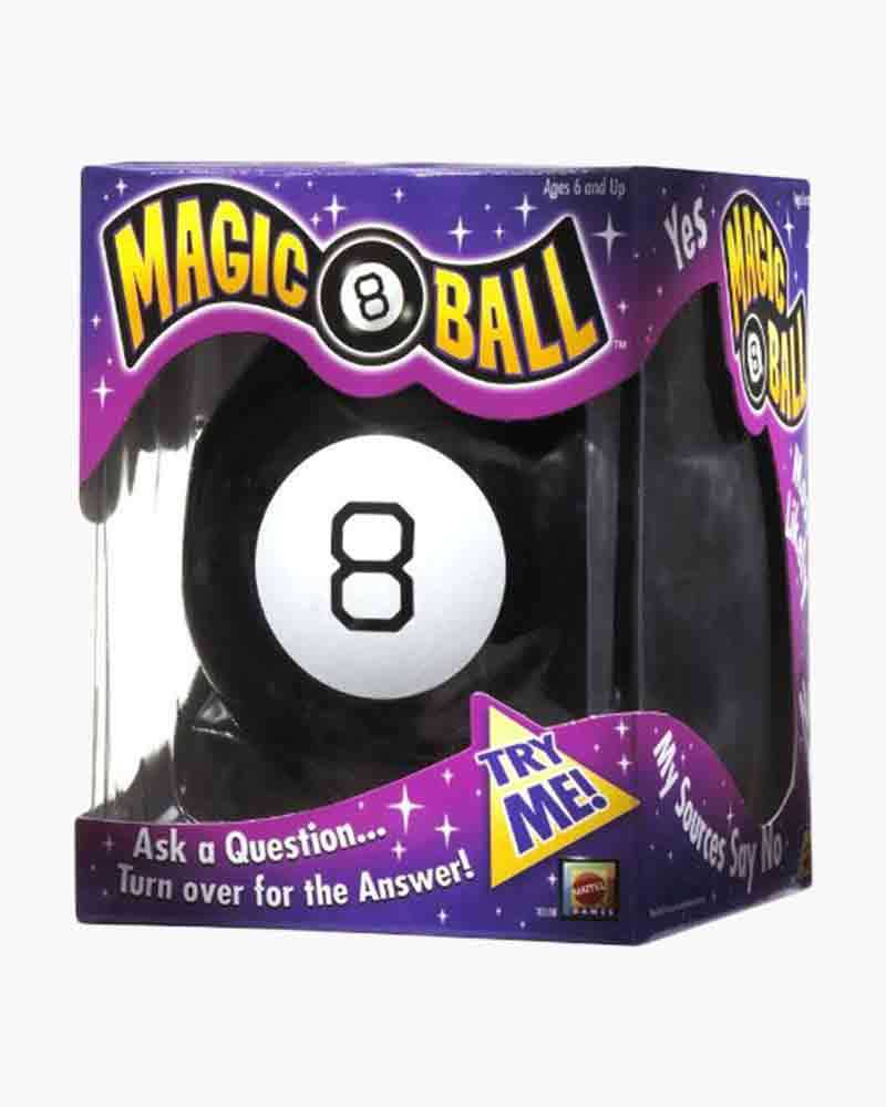 Mattel Magic 8 Ball The Paper Store