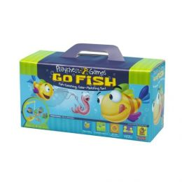 Mattel Playchest Games Go Fish Game