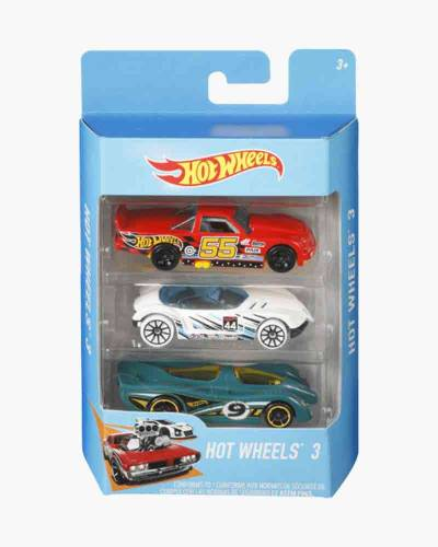 Hot Wheels 3-Car Pack