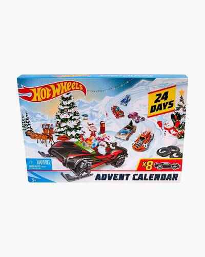Hot Wheels 2019 Advent Calendar