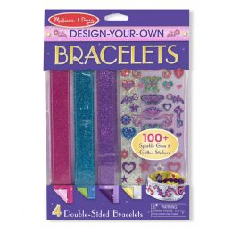 Melissa and Doug Design Your Own Bracelets Craft Kit