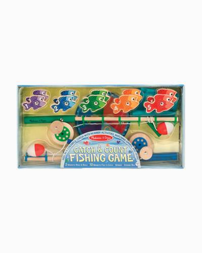 Catch and Count Magnetic Fishing Rod Set