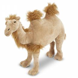 Melissa and Doug Camel Lifelike Stuffed Animal