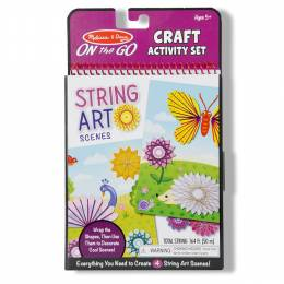 Melissa and Doug On the Go String Art Scenes