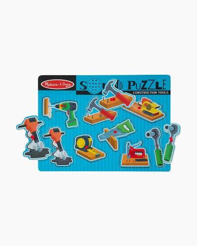 Construction Tools Sound Puzzle (8 pc.)