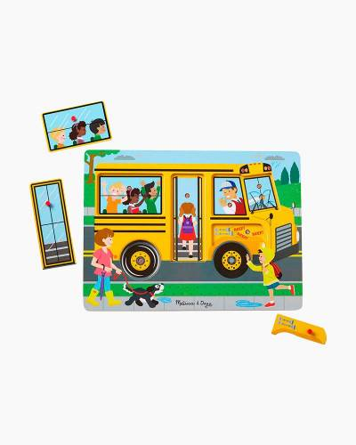 The Wheels on the Bus Sound Puzzle (8 pc.)