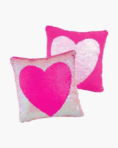 Heart Magic Mermaid Pillow