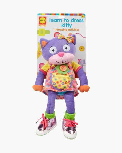 Learn to Dress Kitty