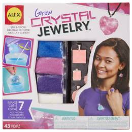 Alex Grow Crystal Jewelry Activity Kit