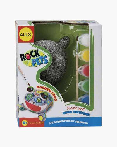 Frog Rock Pet Craft Kit