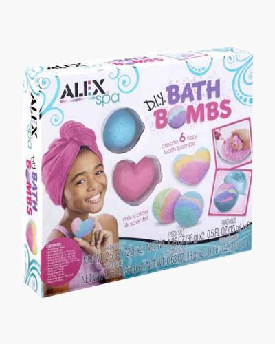 DIY Bath Bombs Activity Kit