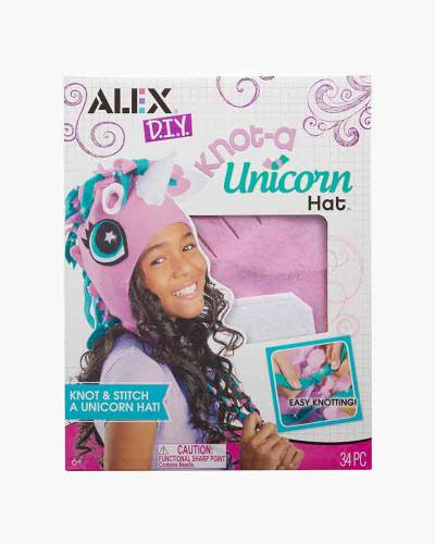 Knot-A Unicorn Hat Activity Set