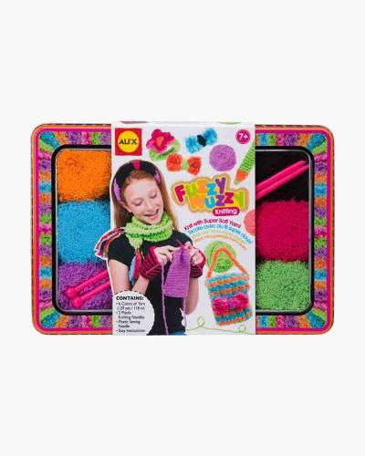 Craft Fuzzy Wuzzy Knitting Kit