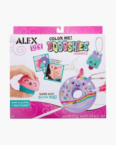 Color Me! Sqooshies Sweets Activity Kit