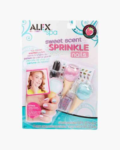 Sweet Scent Sprinkle Nails Activity Kit