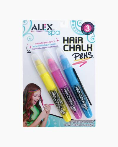 Hair Chalk Pens (Assorted Colors)