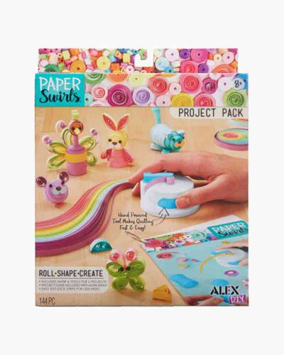 DIY Paper Swirls Project Pack