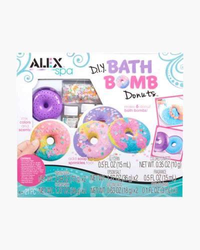 DIY Bath Bomb Donuts Activity Kit