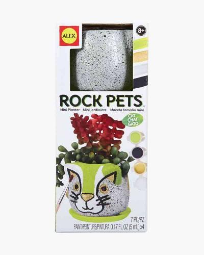 Cat Rock Pet Planter