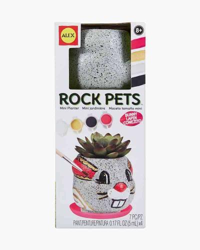 Bunny Rock Pet Planter