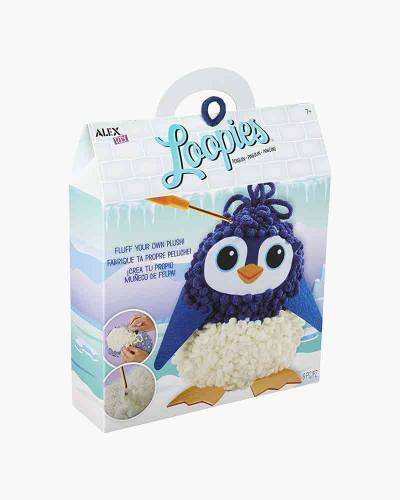 Penguin Loopies Craft Kit