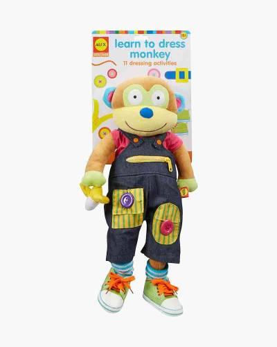 Learn to Dress Monkey