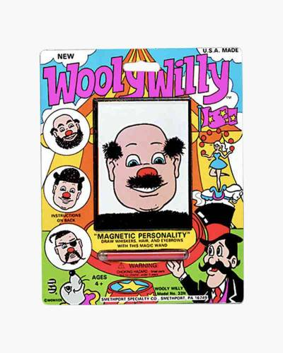 Wooly Willy Magnetic Drawing Pad