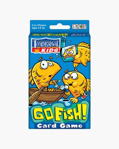 Kids Go Fish Card Game