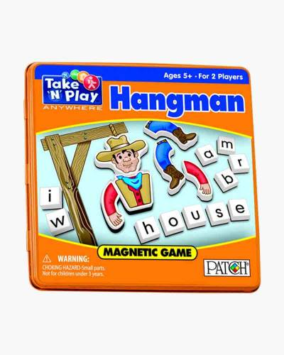Hangman Magnetic Game