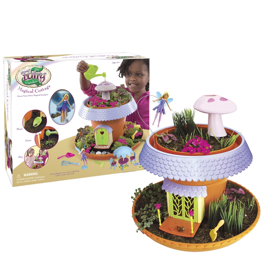 My Fairy Garden Magical Cottage Garden Activity Set
